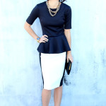 "✩ Look do Dia ✩- Segunda-feira ""Black/White Super LUXO"""