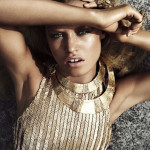 Gilded Youth – Editorial Harper's Bazaar UK   Março/2012