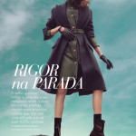 """Rigor na Parada"" – Editorial Vogue Portugal  Setembro/2012"