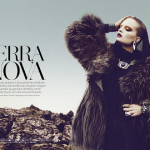 """Terra Nova"" – Editorial Vogue Portugal   Novembro/2012"