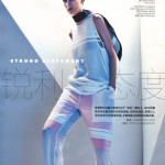 Editorial – Vogue China Janeiro/2013