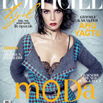 """Dark Darling"" – Editorial L'Officiel Turquia   Setembro/2013"