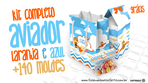 671fa6d17c7d5 Menino-Aviador-Kit-Festa-Gratis - blog as escolhidas - Blog - As ...